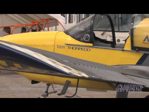 Aero-TV:  The Thorpedo Update - Venerable Design Proves a Survivor