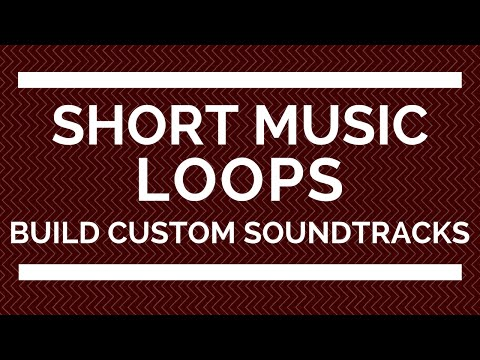 Relaxed Happy Music Loops - Build Custom Soundtrack For Business Promo Video