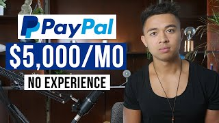 10 Online Jobs That Pay Through PayPal In 2021 (For Beginners)