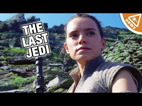 Could Star Wars' First Jedi Temple Be Closer Than We Thought? (Nerdist News w/ Jessica Chobot)