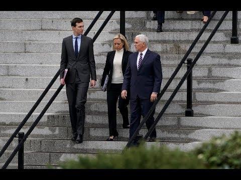 Week 3: As federal shutdown endures, so do political divides