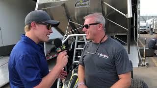 360 Knoxville Nationals: Greg Hodnett!
