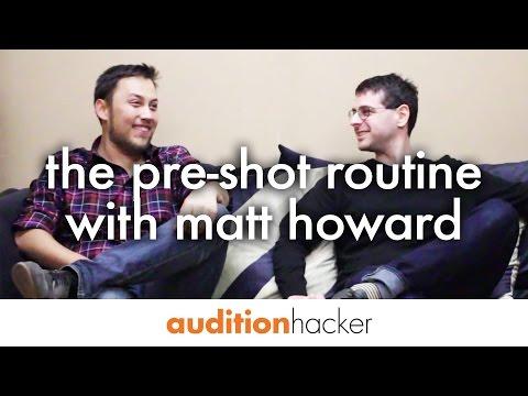 How Matt Howard Used Mental Practice To Win LA Phil