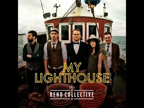 My Lighthouse - Rend Collective Instrumental with LYRICS