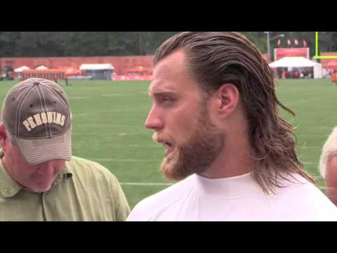 Paul Kruger on the Browns defense that he is helping to lead