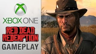 Red Dead Redemption - Xbox One Gameplay