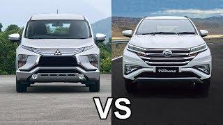Pilih mana antara all new terios atau xpander