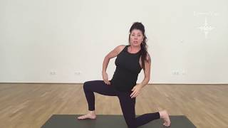Spiral Actions in Yoga - Brahmani Style