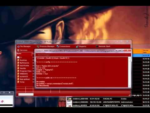hack host port hacker