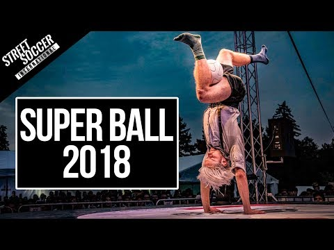 LIVE SUPERBALL - Open World Championship Freestyle Football
