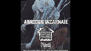 Abaddon Incarnate - Live in Bradleys, Cork (11-04-2015)  - Pt.1