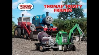 Thomas & Friends - Thomas' Trusty Friends (Full DVD)