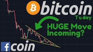 Huge Move Incoming? Low Volume = Break Out Soon!   Facebook Coin & The Future