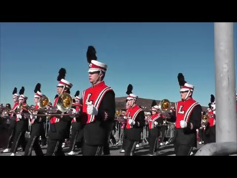 Port of San Diego Holiday Bowl Parade 2015 - HD
