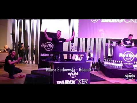 BaRocker European Final 2015 Hard Rock Cafe Tenerife