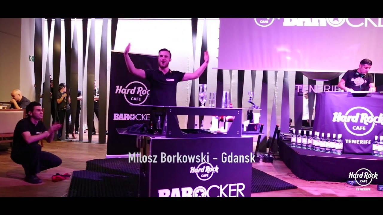 barocker european final 2015 hard rock cafe tenerife - Violet Cafe 2015