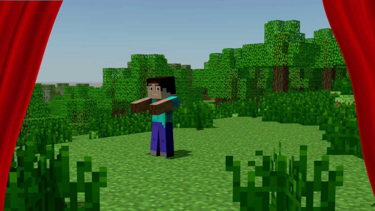 how to make minecraft animations free
