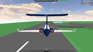 roblox aeromexico erj 145 takeoff at aeromexico flight