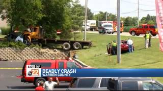 Update: Car Runs Stop Sign In Fatal 3-vehicle Crash