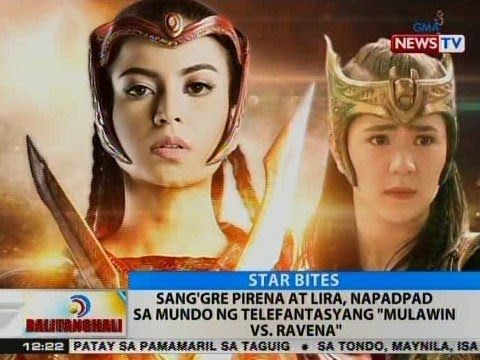 Download BT: Sang-gre Pirena at Lira, napadpad sa mundo ng telefantasyang 'Mulawin vs. Ravena'