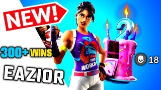 NEW Fortnite Birthday BUS LIVE| Gifting Anything For Subscribers DESIGNS!
