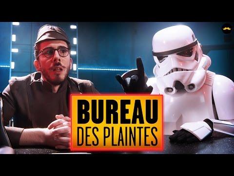 Bureau des plaintes : STAR WARS (Lucien Maine)