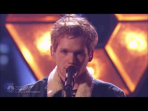Chase Goehring: Amazing Songwriter\Rapper Shares His Heart With America | America's Got Talent 2017