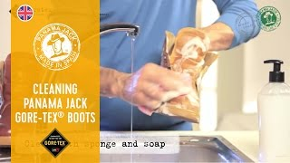 How to Clean Your Panama Jack GORE-TEX® Boots