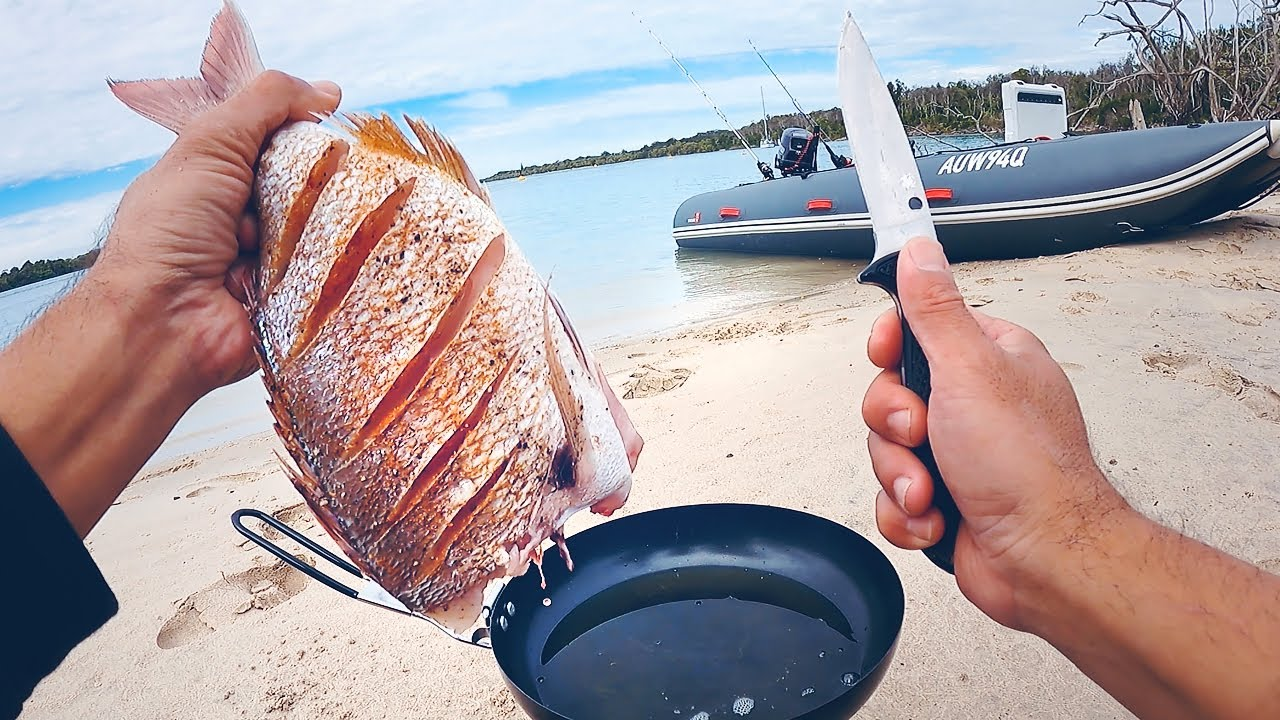 The Ocean Calls, Local Mangrove Island Catch and Cook
