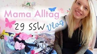 Mit Tochter shoppen | Morgen Routine | H&M Haul | Wäscheberge | 30 SSW | Isabeau