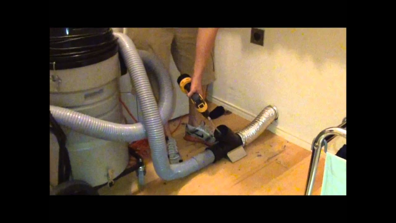 dryer vent cleaning start to finish this is how we do it youtube. Black Bedroom Furniture Sets. Home Design Ideas
