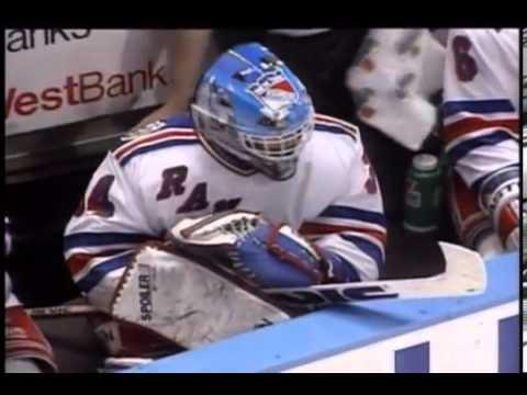 The NHL: Masked Men