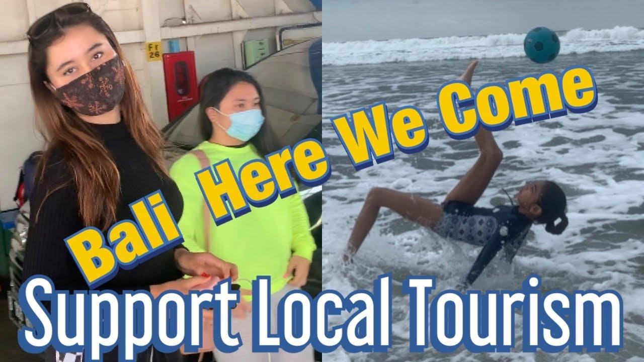 Ini Bukan Bali Yg Saya Kenal: Ayo Support Pariwisata Indonesia