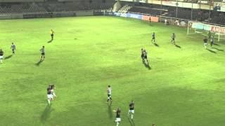 COPA: Cartagena 0 - UCAM Murcia 1 (03-09-14)