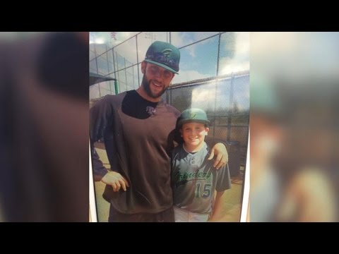 13-Year-Old Baseball Player Saves Coach's Life