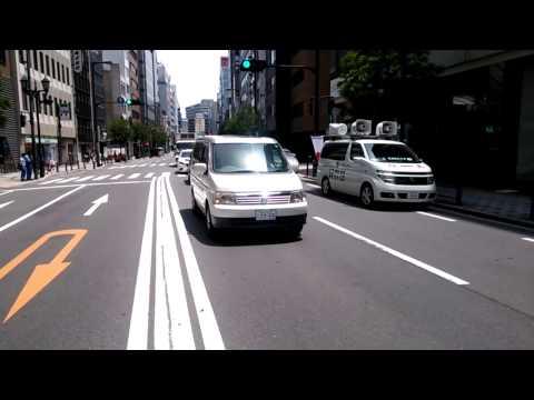 5月18日大阪関西自由行動隊並びに有志一同定例街宣