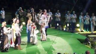 Шоу Запашных Хозяйка Мертвого озера -   финал, поклоны