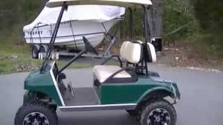 Golf Cart Hop Up For Speed And Torque Off Road - See Description Too!