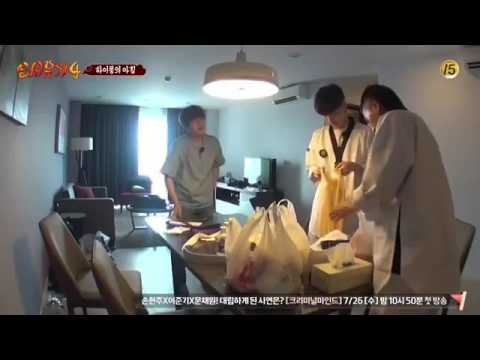 Cooking Time With Mino, Jaehyun And Kyuhyun New Journey To The West 4 Sub Indo