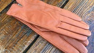 Женские рыжие перчатки 512 Shust Gloves(Яркие кожаные зимние перчатки Shust Gloves Подкладка - шерстяная вязка Верх - натуральная кожа Заказать перчатки..., 2016-08-26T11:25:27.000Z)