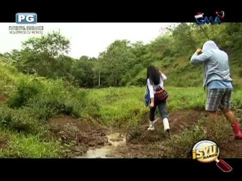 iSYU KARON Northern Mindanao : Dalan sa Kaugmaun sa Sitio Kidama