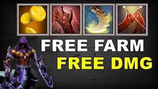 Free Farm Free DMG Passive Duel Anti-Mage | Dota 2 Ability Draft
