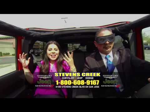 Stevens Creek Chrysler Jeep Dodge Ram - Infomercial Español Abril 2017