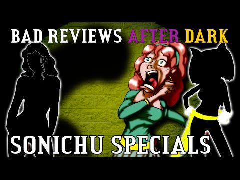 Bad Reviews 28: Sonichu Specials