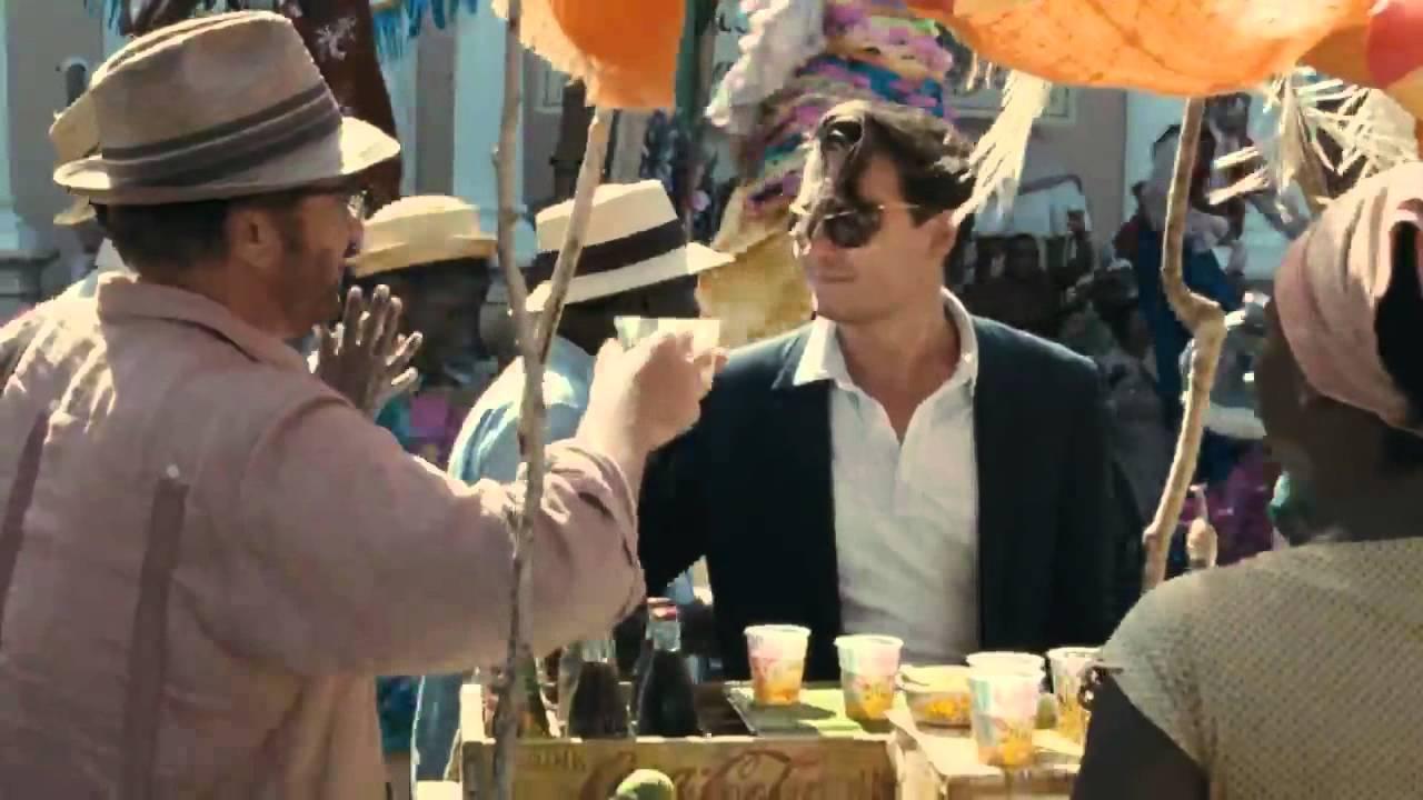Los diarios del ron - Trailer español HD