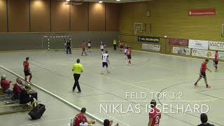 161203 Hallenhockey 2. Bundesliga - RRK 1. Herren vs HG Nürnberg Highlights
