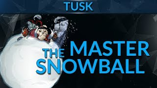 Tusk: Mastering the SNOWBALL | Dota 2 Guide