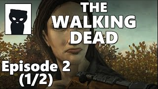 Lirik playing The Walking Dead: Episode 2 - Starved for Help (1/2)