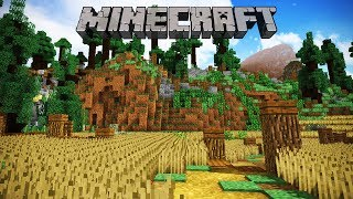 Large Wheat Farm | Minecraft 1.12 Survival Let's Play | Episode 104