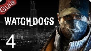 Watch Dogs Walkthrough parte 4 Español PS4